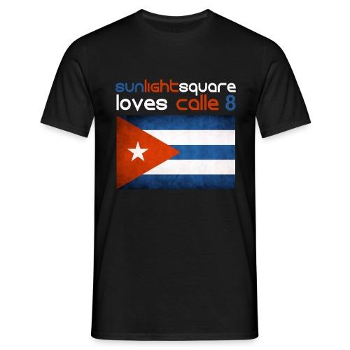Sunlightsquare Calle 8 T-Shirt - Men's T-Shirt
