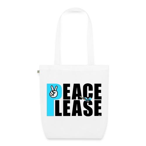 Please Peace_ - Bio-Stoffbeutel