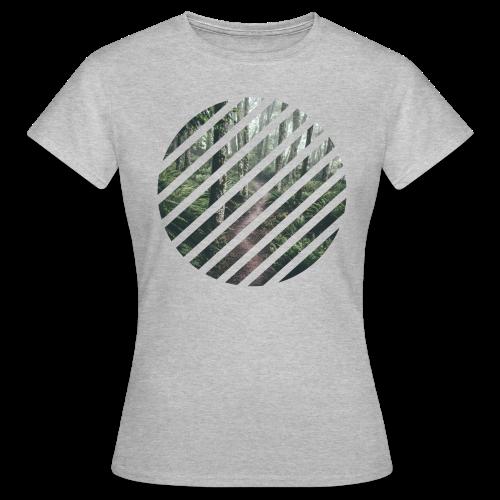 T-shirt - Fôret en sphère - Femme - T-shirt Femme