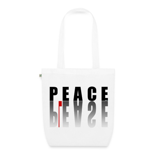 Please Peace - Bio-Stoffbeutel