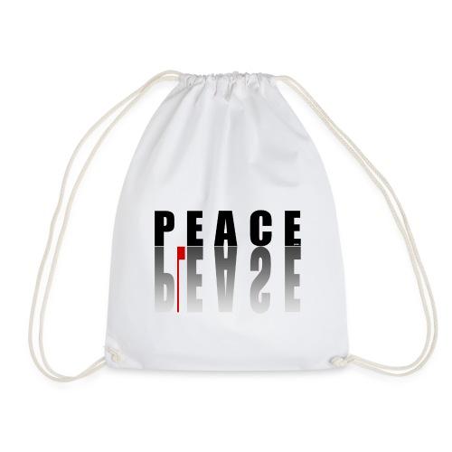 Please Peace - Turnbeutel