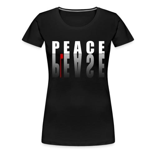 Please Peace - Frauen Premium T-Shirt