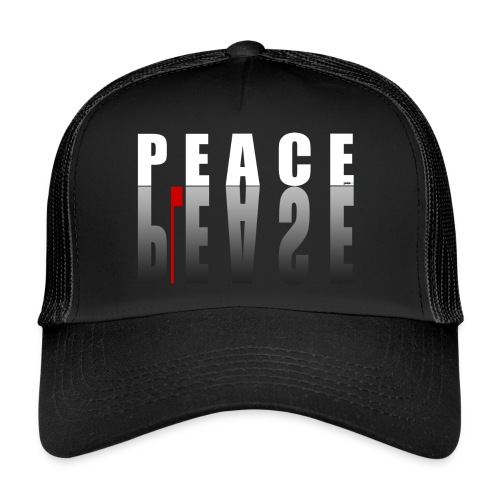 Please Peace - Trucker Cap