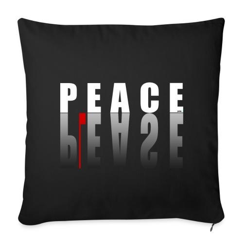 Please Peace - Sofakissenbezug 44 x 44 cm