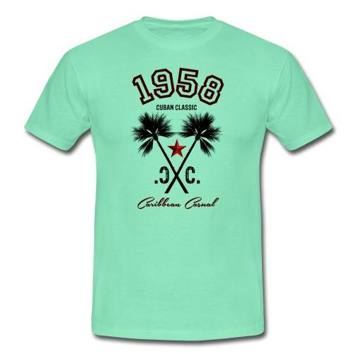 CCPalms 1958 - Männer T-Shirt