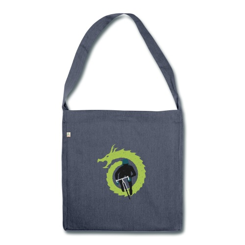 Top 100 Dragon Hunter Shoulder Bag - Shoulder Bag made from recycled material