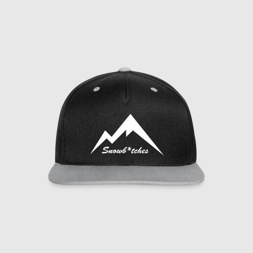 Peaks Cap - Contrast Snapback Cap