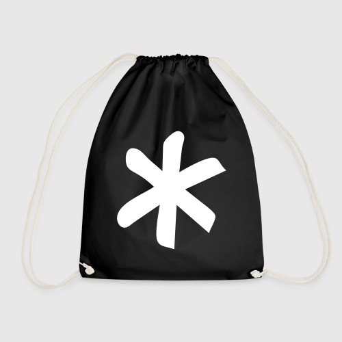 Brushed Bag - Drawstring Bag