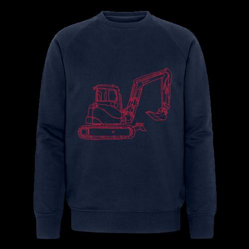 Bagger - Männer Bio-Sweatshirt von Stanley & Stella
