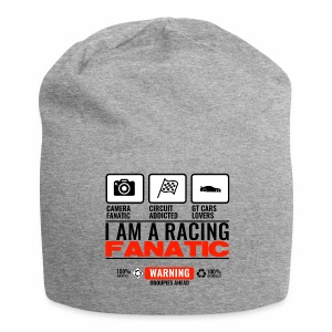 I am a racing fanatic 2 - Bonnet en jersey
