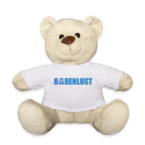 Teddy mit Bärenlust - Teddy