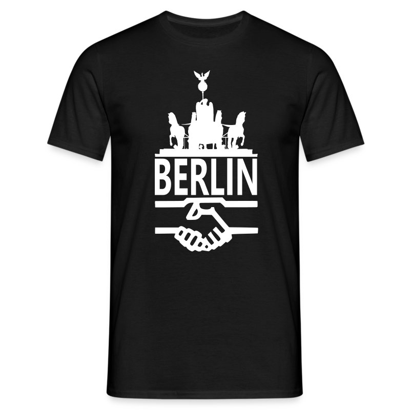 berlin t shirt t shirt spreadshirt. Black Bedroom Furniture Sets. Home Design Ideas