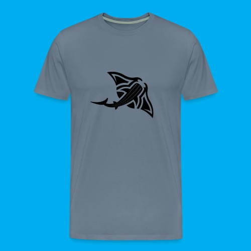 Weinberg's Mantashark - Men's Premium T-Shirt