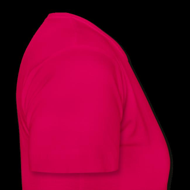 "Women's T-Shirt ""bLoops Puzzle"" (printed SpecialFlex Phosphorescent)"