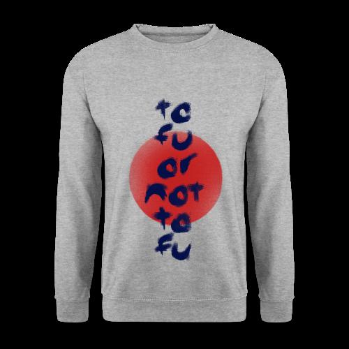 Tofu or Not Tofu - Men's Sweatshirt