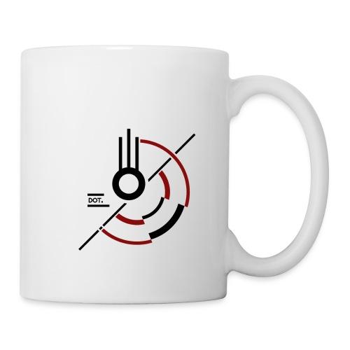 Tasse Meteor - Mug blanc