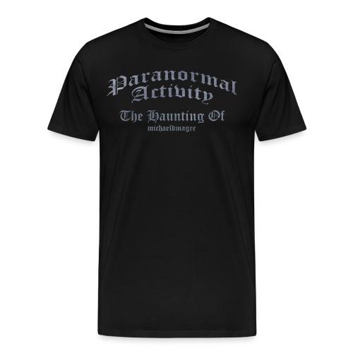 Paranormal Activity / Haunting - Men's Premium T-Shirt