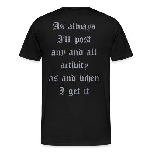 All Activity / Haunting - Men's Premium T-Shirt