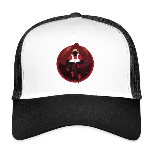 Top 100 KOM cap - Trucker Cap