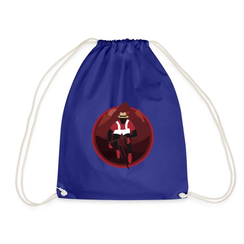Top 100 KOM Bag - Drawstring Bag