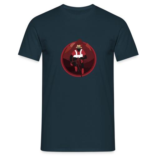 Top 100 KOM - Men's T-Shirt