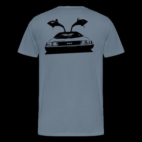 88MPH - T-shirt Premium Homme
