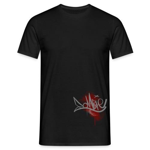 Zombie Shirt - Wounded - Männer T-Shirt