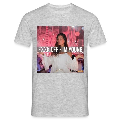 FXXK OFF - Männer T-Shirt