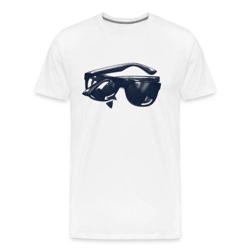 The Shades - Herre premium T-shirt