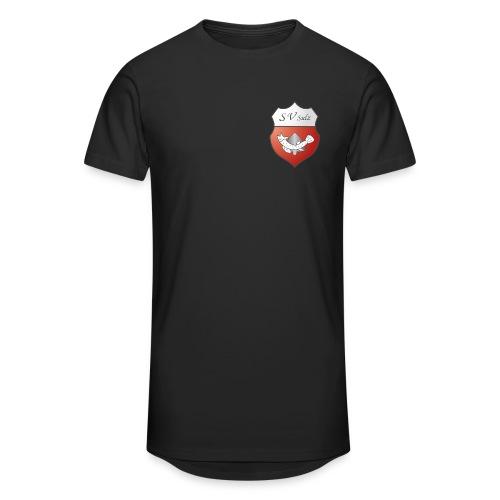 Trendiges Longshirt für Männer - Männer Urban Longshirt