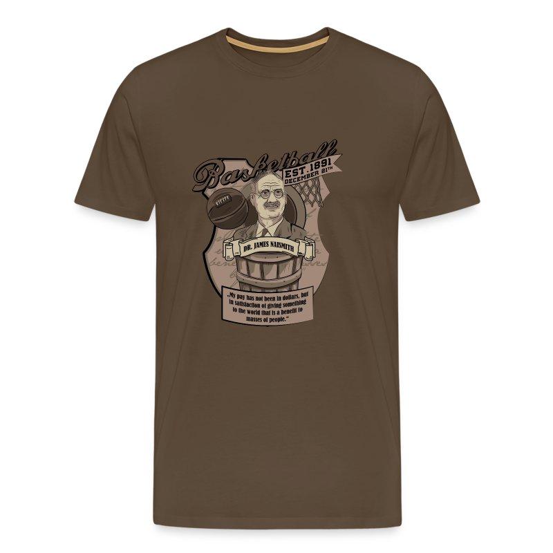 BBDE_SHIRT_125TH_201601_g - Männer Premium T-Shirt