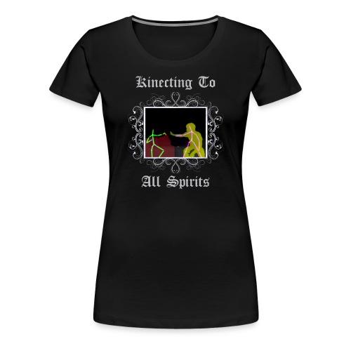 Kinecting - Women's Premium T-Shirt