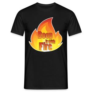 Men's Fire T-Shirt - Men's T-Shirt