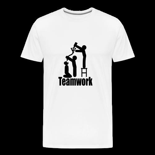 Teamwork - Männer Premium T-Shirt