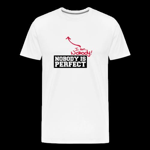 Nobody - Männer Premium T-Shirt