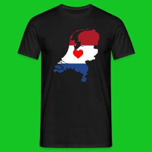 Ik hou van Holland Heren t-shirt - Mannen T-shirt