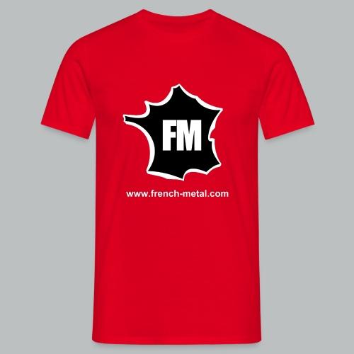 T-SHIRT FM (HOMME) - T-shirt Homme
