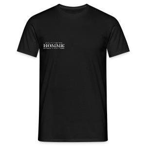 HOMME MAGAZINE CREW MEMBER T-Shirt - Männer T-Shirt