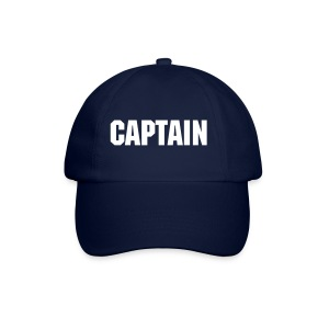 Captain's Cap - Baseball Cap