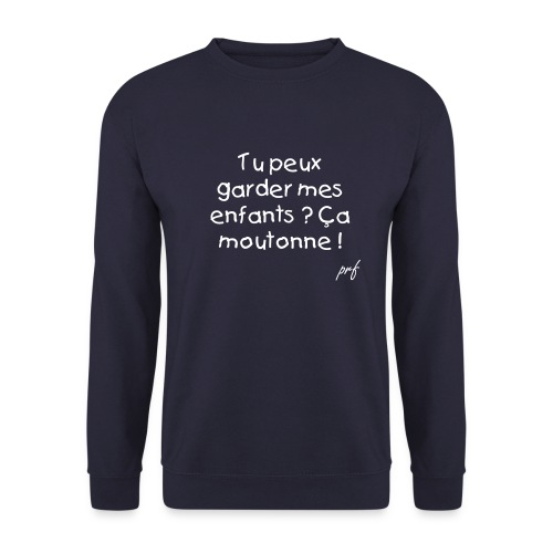 Collection Bon Mot #1 - Sweat-shirt Homme