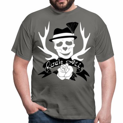 ROCK MI TRACHT - Männer T-Shirt