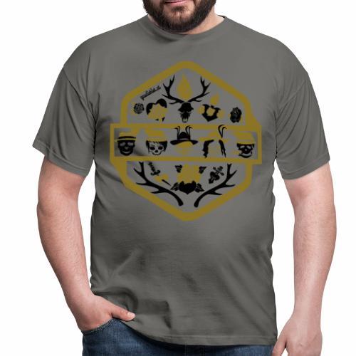 ROCK TRACHT - Männer T-Shirt