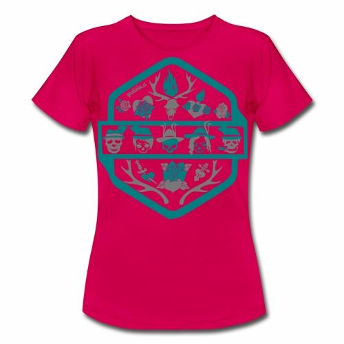 ROCK TRACHT  - Frauen T-Shirt