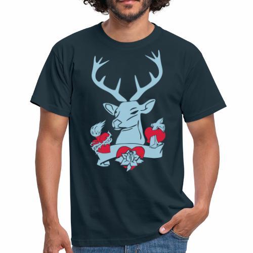 Männer T-Shirt - wiesn T-shirt,wiesn,trachtenlederhose,trachten t-shirt,oktoberfest outfit,lausmadl,hirsch,gaudishirt,dirndl t shirt,alpenrock,Trachten Trends,T-Shirts mit originellen Motiven,Oktoberfest T-shirt,Bavarian T-Shirt,Alpenwahnsinn