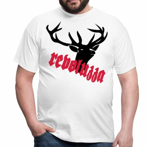 REVOLUZZA - Männer T-Shirt