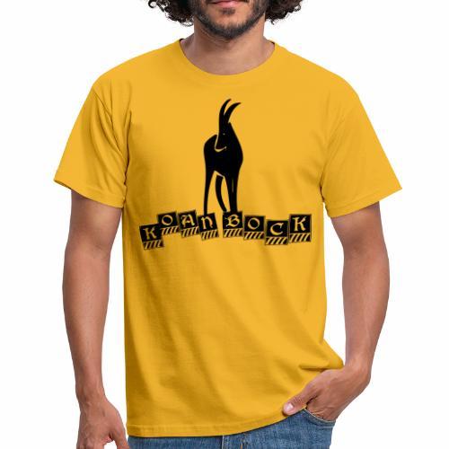 KEINEN BOCK / KOAN BOCK - Männer T-Shirt