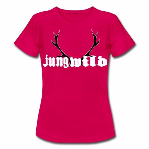 JUNGWILD - Frauen T-Shirt