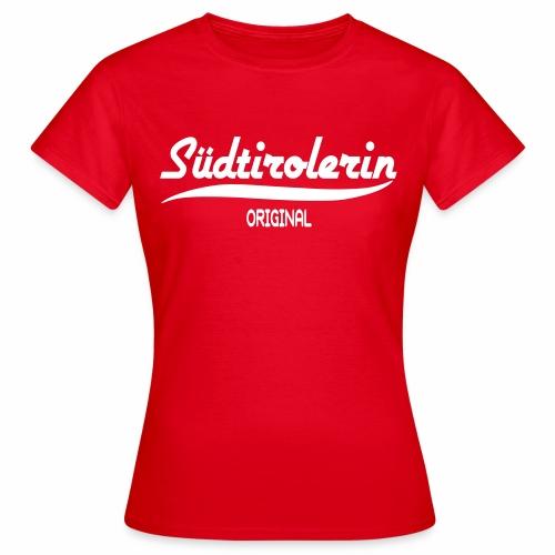 SÜDTIROL  - Frauen T-Shirt
