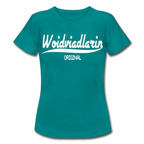 WALDVIERTEL - Frauen T-Shirt