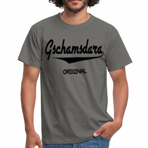 GSCHAMSDARA - Männer T-Shirt